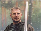 Liam Neeson in Ridley Scott's 'Kingdom of Heaven'