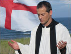 Rev. Robert Hunt on Cape Henry